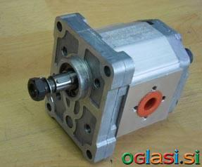 Motor, hidravlični, Sauer 121.12.073.00 SKM1NN