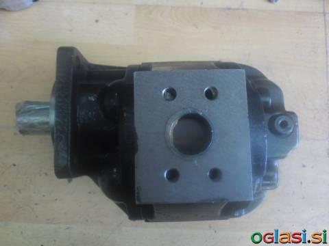 M2A2120G3B1D Zobniški hidravlični motor z varnostnim ventilom