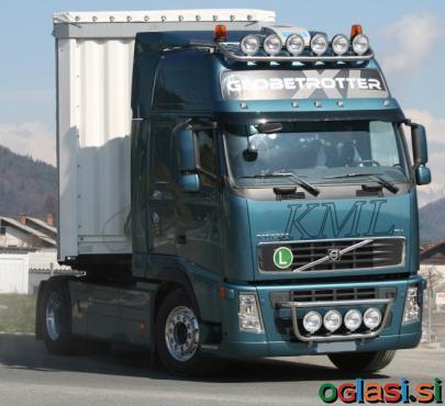 Cevna zaščita za tovorna vozila Volvo