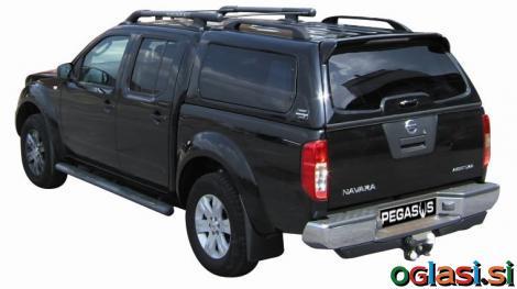 KABINA - Elegance - Nissan Navara D40