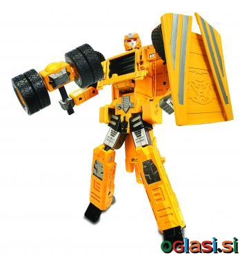 X-BOT KAMION s kesonom - transformer