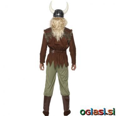 Viking kostum