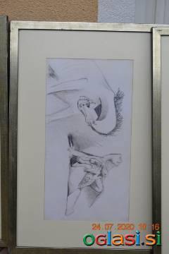 SLIKE PICASSO, 65x 44 cm (imitacija)