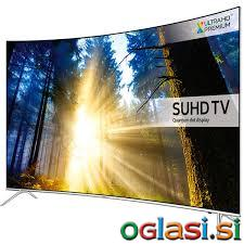 LED TV SAMSUNG UE43KS7500 (4K, 2200 PQI)
